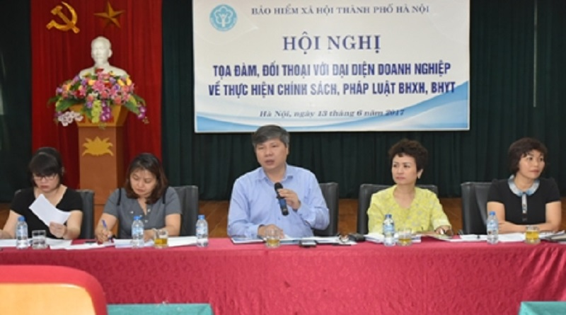 BHXH Hà Nội chuẩn bị sơ kết 5 năm thực hiện Nghị quyết 21-NQ/TW của Bộ Chính trị