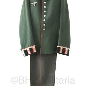 artillerie waffenrock with trousers