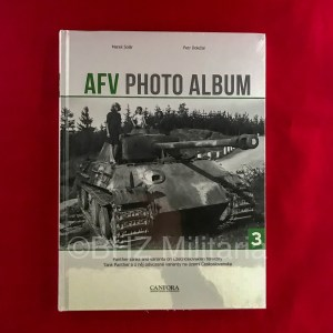 AFV Photo Album: Vol. 3: Panther Tanks and Variants