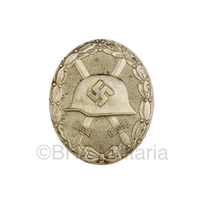 Silver Wounded Badge Klein & Quenzer