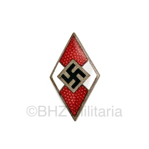 Membership Pin Hitler Youth - M1/66 - Fritz Kohn