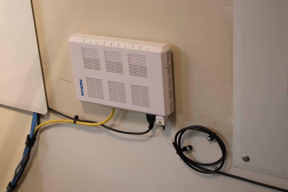 Data Network Wiring Diagram Solved Ont Vs Modem Telus Neighbourhood