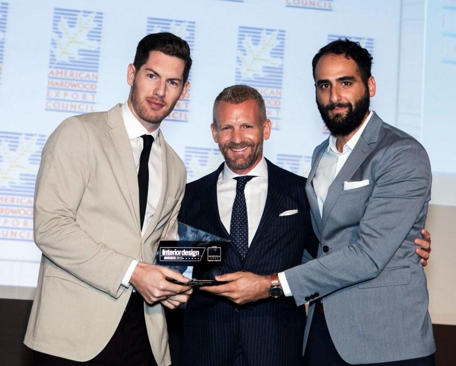 CID Awards 2015, JW Marriott Marquis Dubai, United Arab Emirates, 16/09/2015 Photo by Ruel Pableo/ITP Images