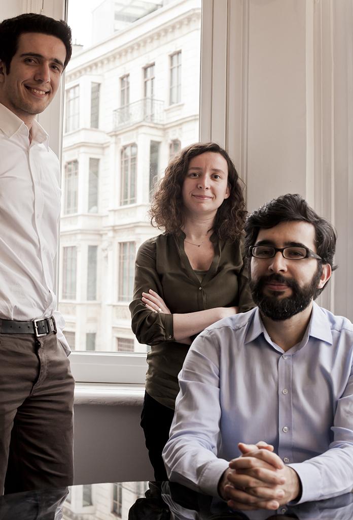 Ali Eray, Pınar Gökbayrak ve Burçin Yıldırım