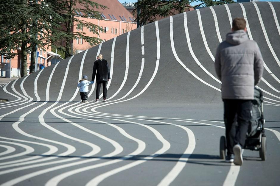 Superkilen (©Aga Khan Trust for Culture / Kristian Skeie)