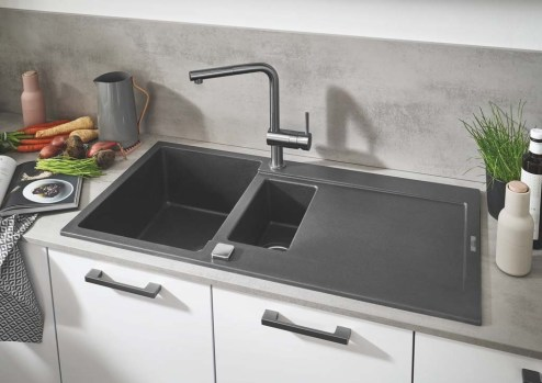 1559128620_GROHE_Kitchen_Solutions_Composite_Sinks_Granite_Gray_Milieu