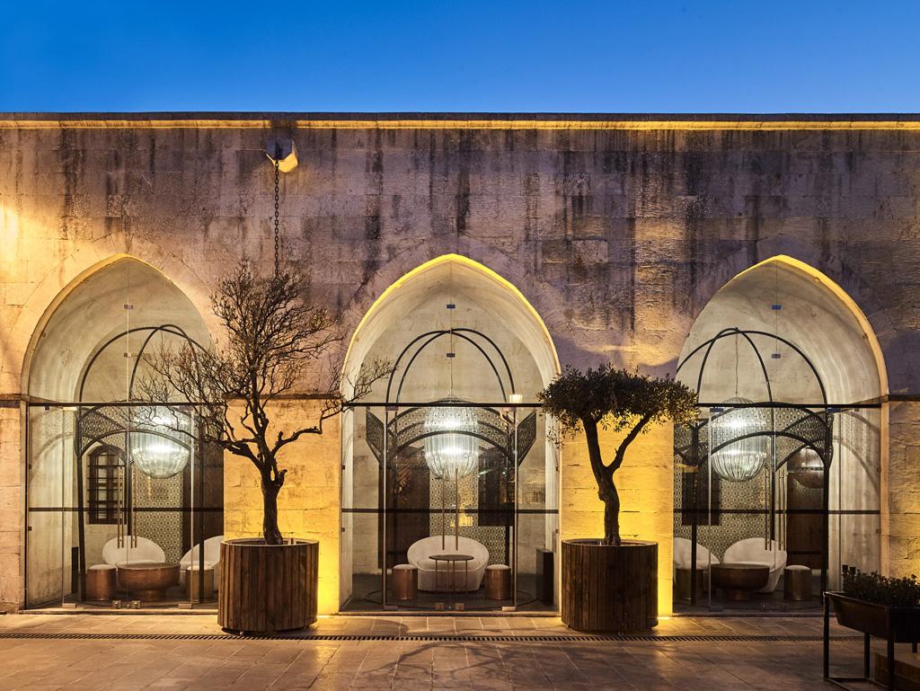 [Proje]: Hışvahan Otel