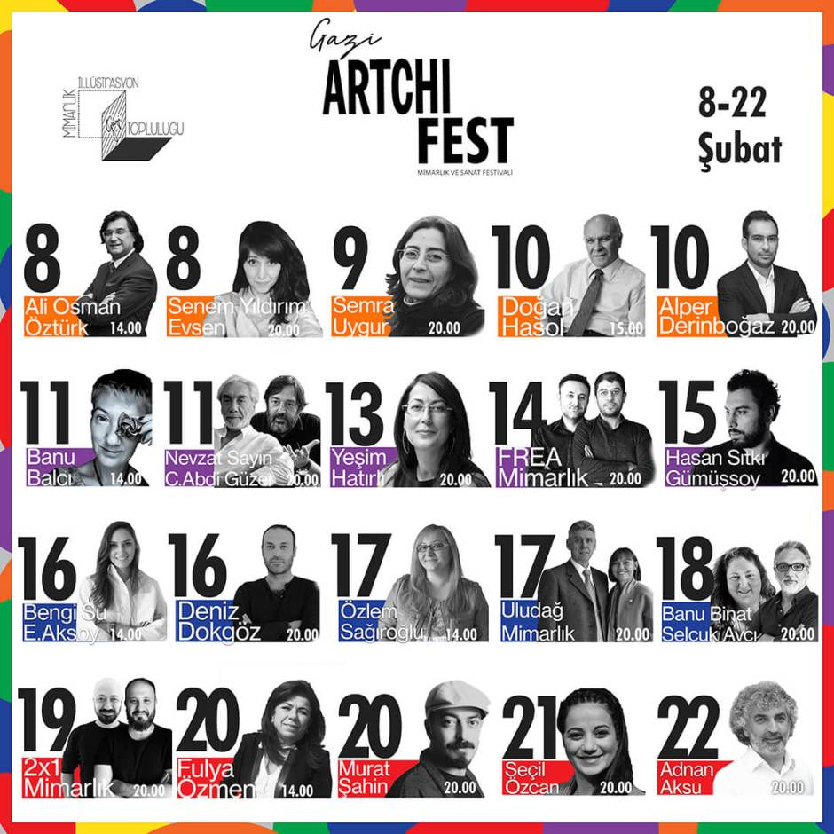 Gazi Artchi-Fest