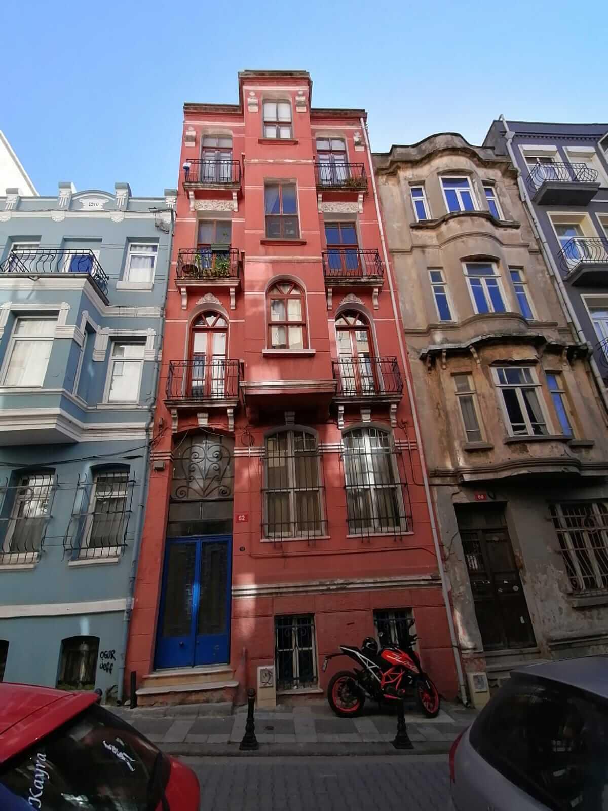 Apartman, No.52