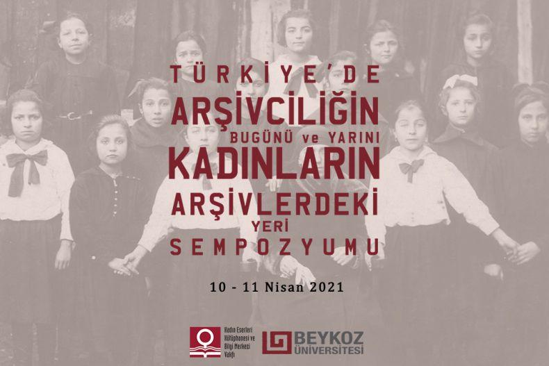 Türkiye'de Arşivciliğin Bugünü ve Yarını, Kadınların Arşivlerdeki Yeri