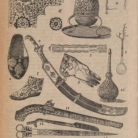 """""""Topkapı Sarayı Müzesinden antikacılık mevzuunda birkaç örnek"""" İstanbul Ansiklopedisi, Cilt: 2 , 1959"""