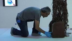 Ali Kazma, Nuh'un Gemisi, 2019–2021, Video (renkli, sesli), 32', Ed. 1/3 + 2 AP, Arter Koleksiyonu