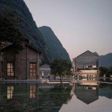 Alila Yangshuo, Vector Architects, Çin
