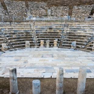 Tiyatro, Metropolis Antik Kenti