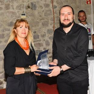 Volkan Kaya Dokuz Eylül Üniversitesi- Yarışma Ödülü