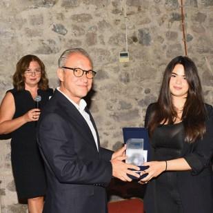 Ceren Ergüler - İYTE - Yarışma Ödülü