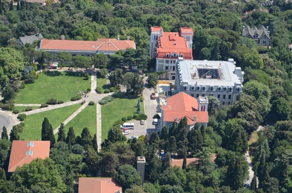 Boğaziçi Üniversitesi, Güney Kampüs