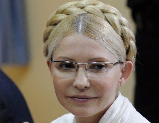 Julia Tymoszenko, była premier Ukrainy