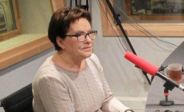 Ewa Kopacz w Poranku Radia TOK FM