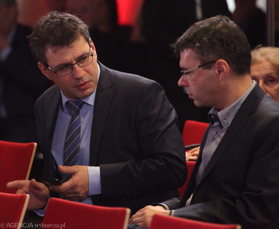 Jacek Karnowski i Michal Karnowski
