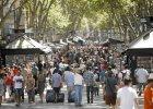 La Rambla, deptak w Barcelonie