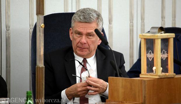 Senat obraduje nad PiS owska ustawa o Trybunale Konstytucyjnym