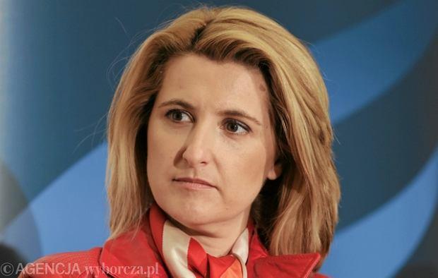 Była prezes PGNiG Grażyna Piotrowska-Oliwa