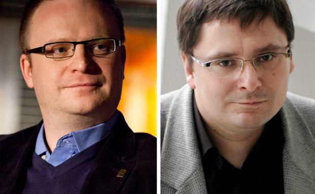 Łukasz Warzecha i Tomasz Terlikowski