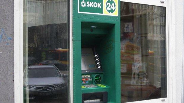 Bankomat SKOK