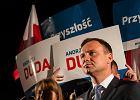 Prezydent Andrzej Duda asfaltu nie wyleje [KOMENTARZ]