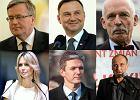 Wybory prezydenckie 2015. Prześwietlenie kandydatów: kto najbogatszy, kto bez matury, kto najbardziej doświadczony