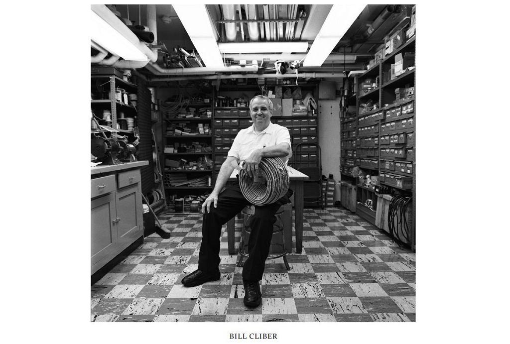 Bill Cliber (fot. materiały prasowe wydawnictwa Znak)