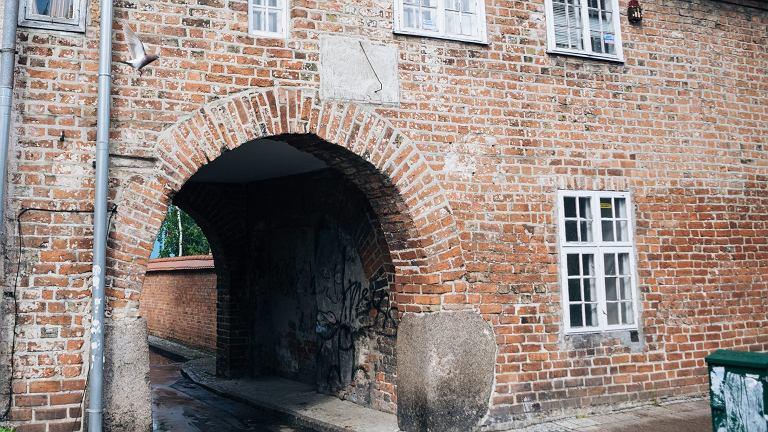 Dom Zarazy. Zdjęcie ilustracyjne