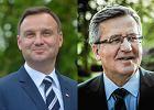 Wybory prezydenckie 2015. Trzy dni przed II turą Duda prowadzi w sondażu CBOS