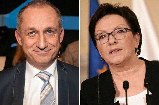 Sławomir Neumann, Ewa Kopacz