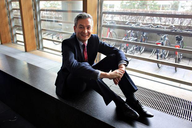 Robert Biedroń (fot. Krzysztof Miller/Agencja Gazeta)