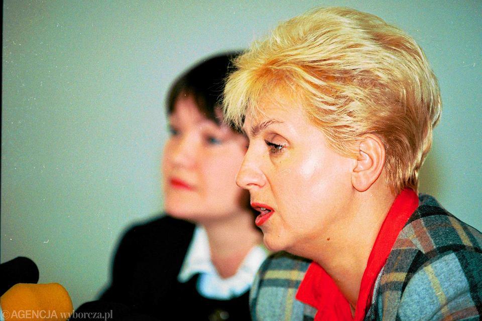 Barbara Blida w 1995 r.