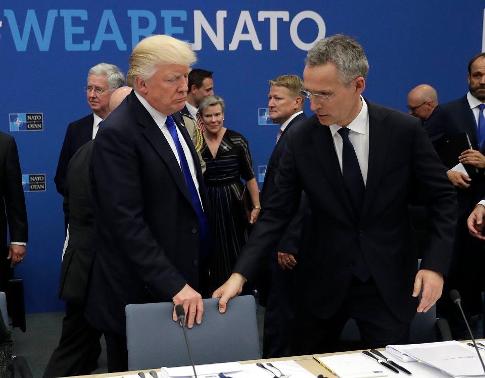 Szczyt przywódców państw NATO w Brukseli