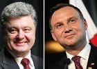 Andrzej Duda proponuje nowy format rozmów w sprawie Ukrainy. Poroszenko: Nie ma takiej potrzeby
