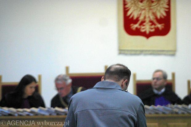 Proces mafii pruszkowskiej, Warszawa, 29.09.2003