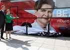 Prezydent elekt bez żenady angażuje się w kampanię wyborczą PiS. Gotowanie żaby