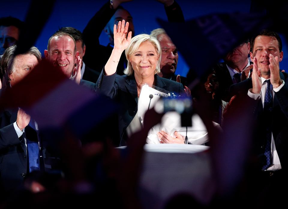 Wybory we Francji: Marine Le Pen