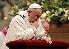 Papież gorzko podczas pasterki: Świat naznaczony przemocą, wojnami, nienawiścią