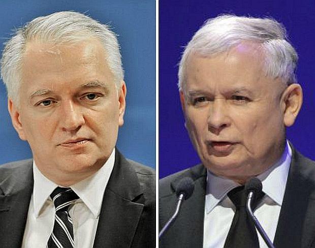 Jarosław Gowin / Jarosław Kaczyński