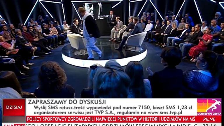 'Bez retuszu' w TVP Info