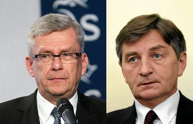 Stanisław Karczewski, Marek Kuchciński