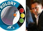 Durczok nie opowie o kolorach w kampanii ZDM. Urzędnicy rezygnują ze współpracy
