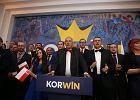 Wybory prezydenckie 2015. Korwin-Mikke: Naradzimy się z Kukizem, co robić