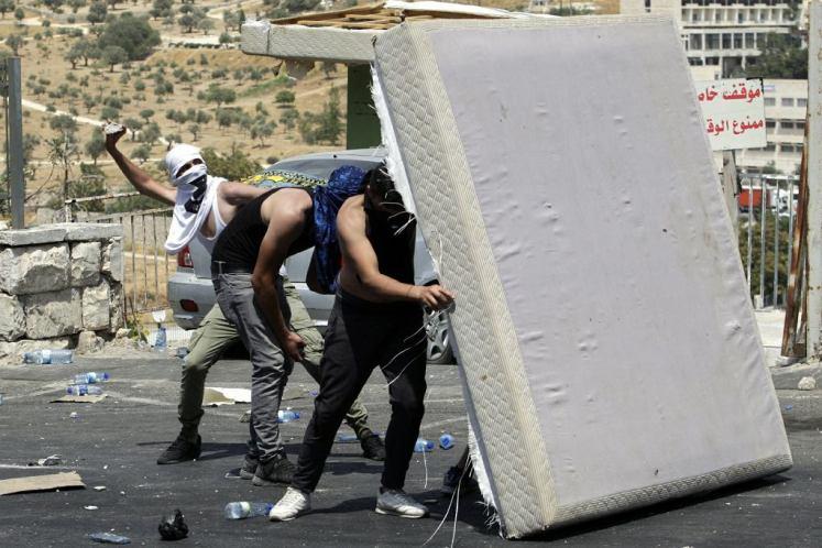 Starcia wIzraelu