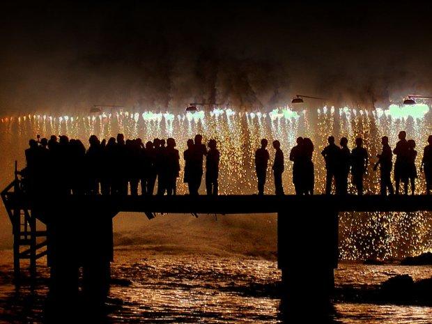 Powitanie Nowego Roku w Rio de Janeiro